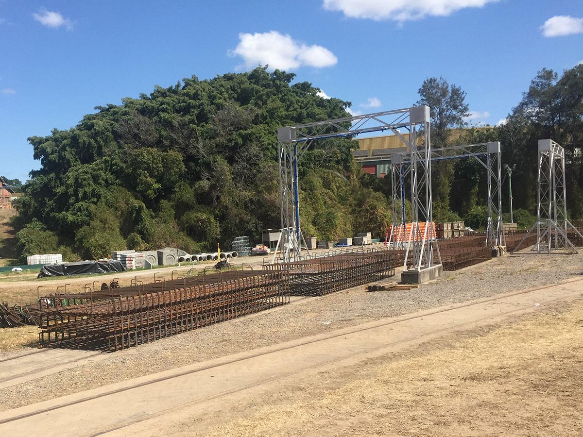 Maryborough Rail Upgrade