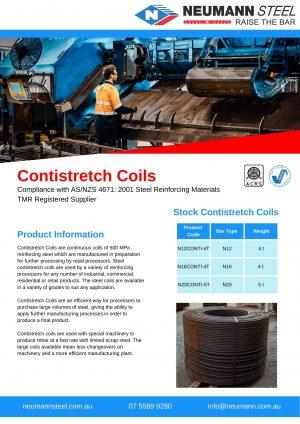 Contistretch Coils