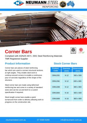 Corner Bars