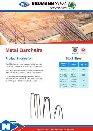 Metal Barchairs