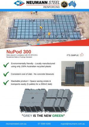 NuPod 300