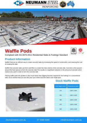 Waffle Pods