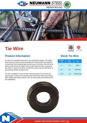 tie-wire